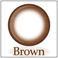 ブラウンカラコン
